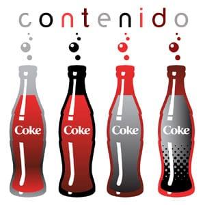 contenidos de Coca-Cola