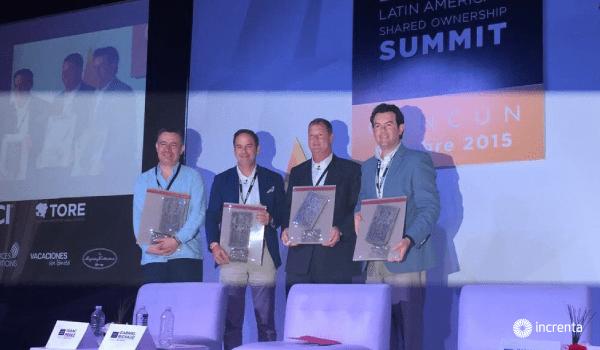 Premio Increnta en Lasos 2015