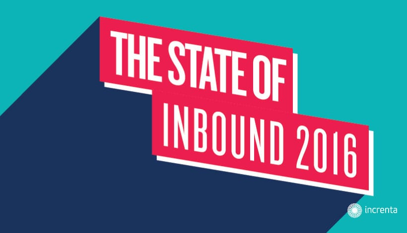 state of the inbound 2016 departamento de ventas