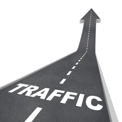 conversión de tráfico